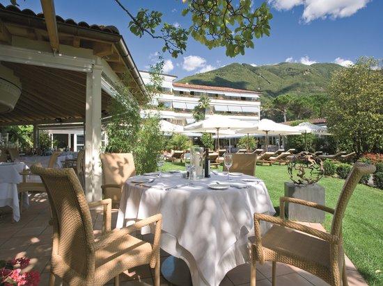 Park Hotel Delta Wellbeing Resort: Parkhotel Delta Hotel in Ascona Ticino