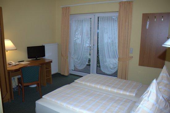 City Hotel Neuruppin: Doppelzimmer