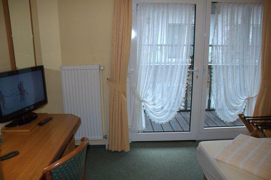 City Hotel Neuruppin: Einzelzimmer