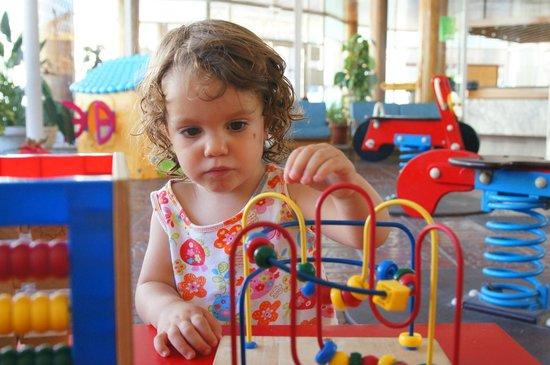 Apartamentos Costa d'Or: Zona infantil
