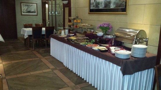 Krolewski Hotel: Frühstück