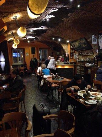 Restaurant Bredovsky Dvur: Обстановка