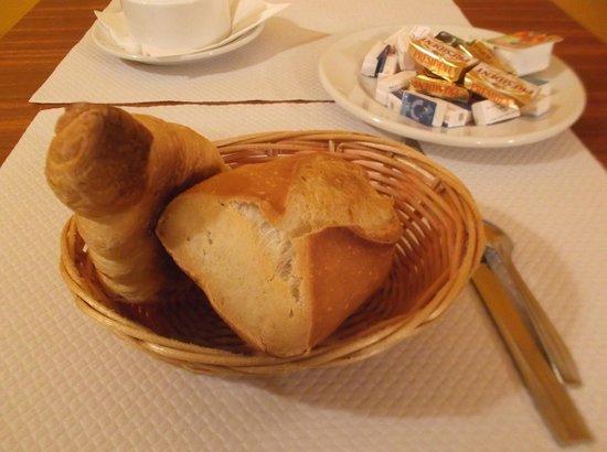 Hotel Hibiscus : 朝食