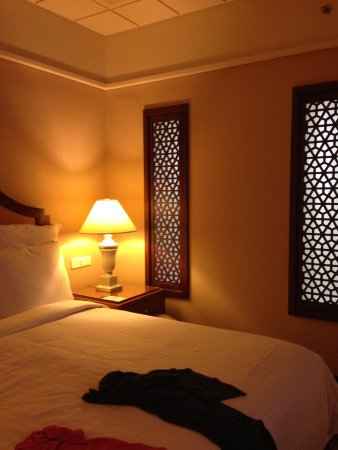 Hyderabad Marriott Hotel & Convention Centre: The room