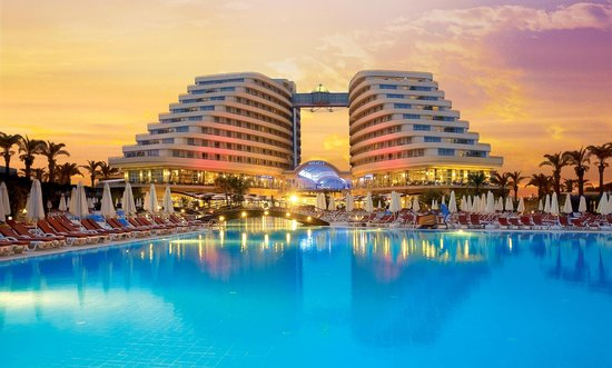 Miracle Resort Hotel: Genel Alan