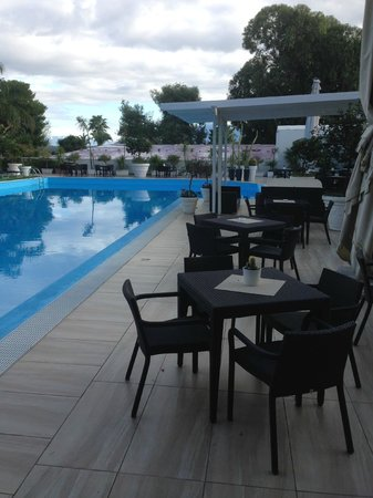 Hotel Meridiana - Paestum: Swimming pool