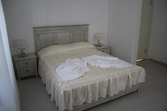 Tinas Hotel: standart oda