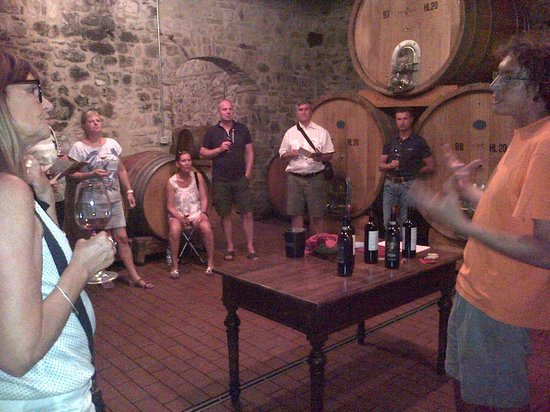 Siena Tours by Barbara: Wine tasting in  Montalcino - Brunello and classical music