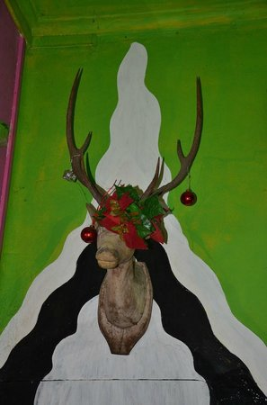 Helga's Folly: Christmas Deer