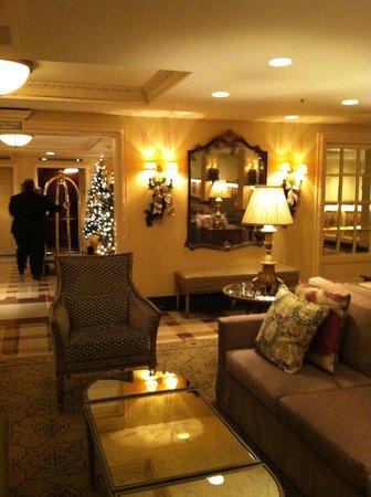 Hotel Monteleone: лобби2