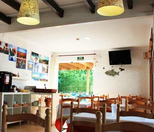 Casa del Mar Hotel : Comedor