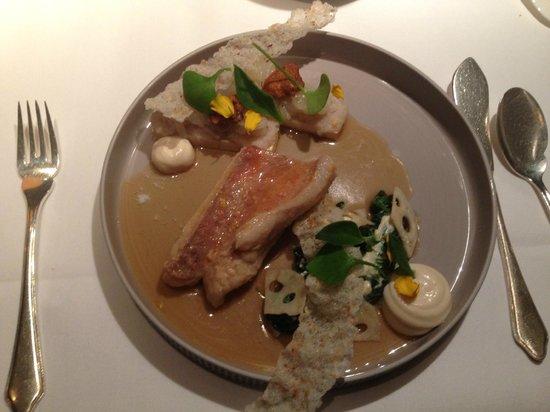 Geisels Werneckhof: The fish menu