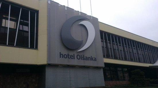 Olsanka: Front view