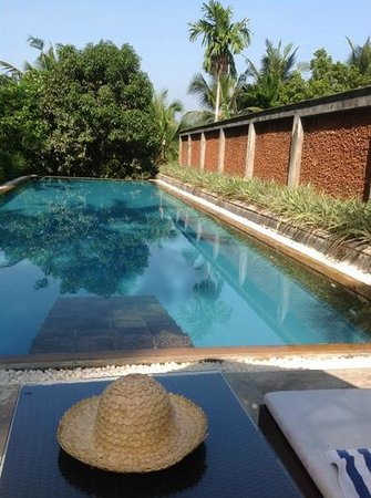 Tamarind Hill by Asia Leisure : Tamarind Hill Hotel - the pool.