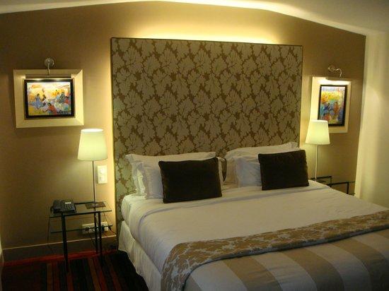 Hotel Cambon: Literie