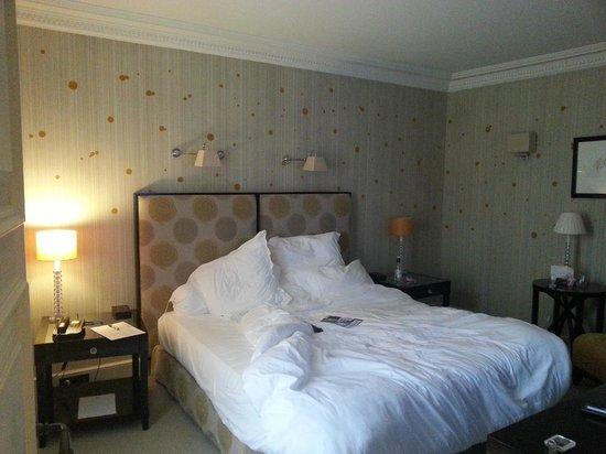 Hostellerie de Plaisance: 9 m2 vendu 445 € la nuit