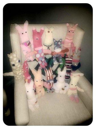 Hard-Craft: sock monster super-hen package