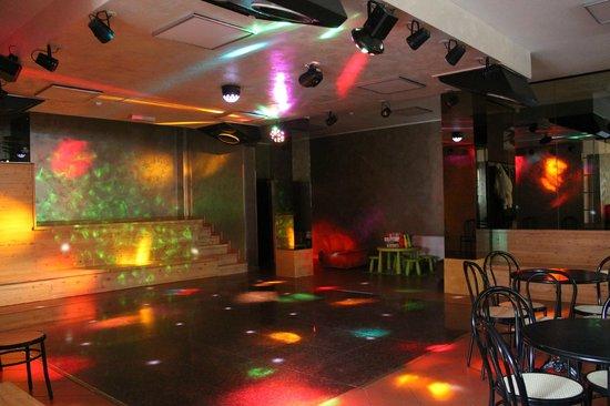 Hotel Restaurant La Rosa: Sala da Ballo / Congressi - Sala Gioco bambini