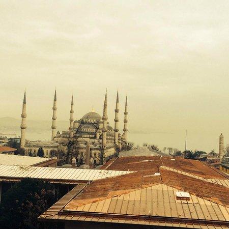 Sultanahmet Park Hotel: .