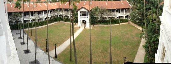 Raffles Hotel Singapore: Gardens
