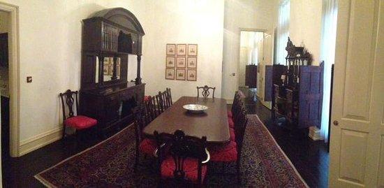 Raffles Hotel Singapore: Presidential Suite Dining Room