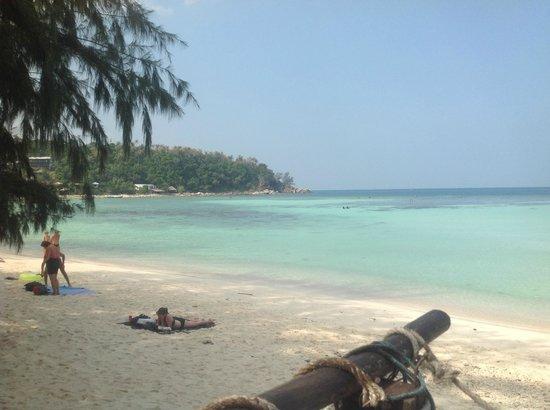 My Way Bungalows: A beautiful beach
