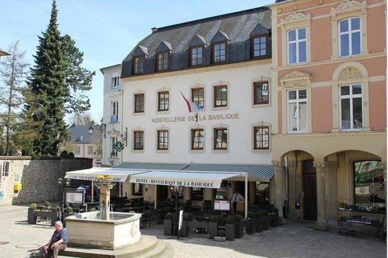 Photo of Hostellerie de la Basilique Echternach