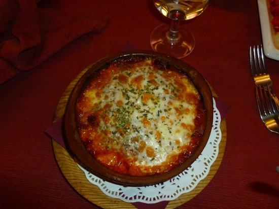 Rubina: Lasagne...