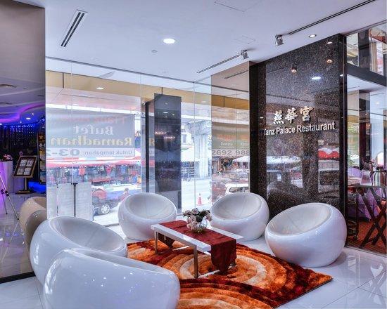 Ttanz Hotel : Lobby