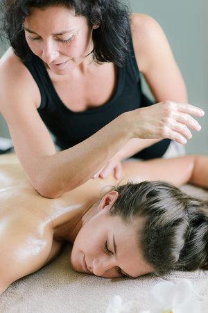 Sans Souci Spa: Lomi Lomi Massage