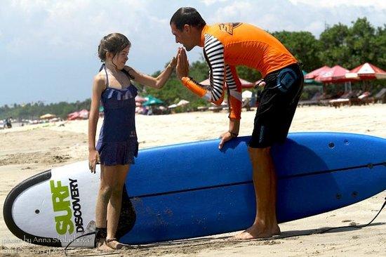 Surf Discovery: Дай пять! отлично покатались