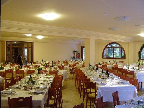 Hotel Soggiorno Don Bosco: Sala per banchetti