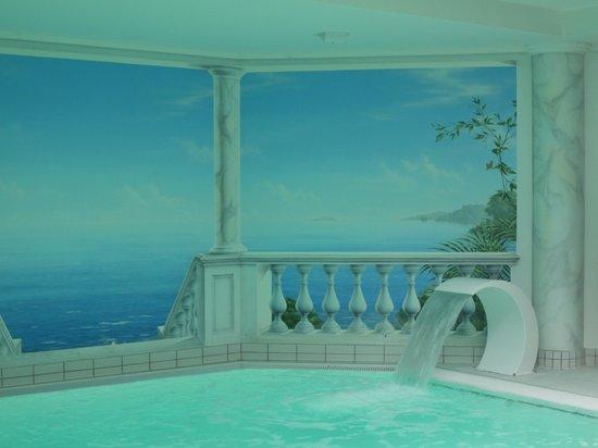 Hotel Ebner: mediterrane Badelandschaft