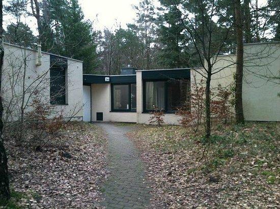 Center Parcs Bispinger Heide: Hausansicht