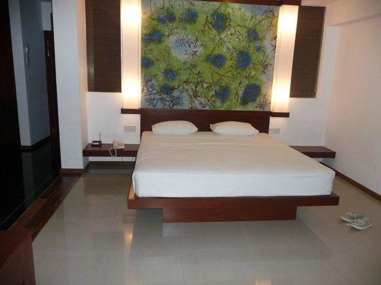 Hotel Topaz: chambre coin DODO