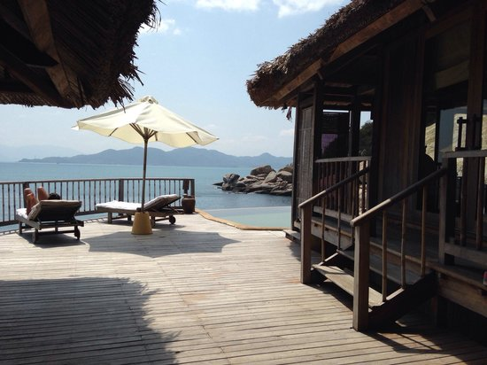Six Senses Ninh Van Bay: Rock villa 2