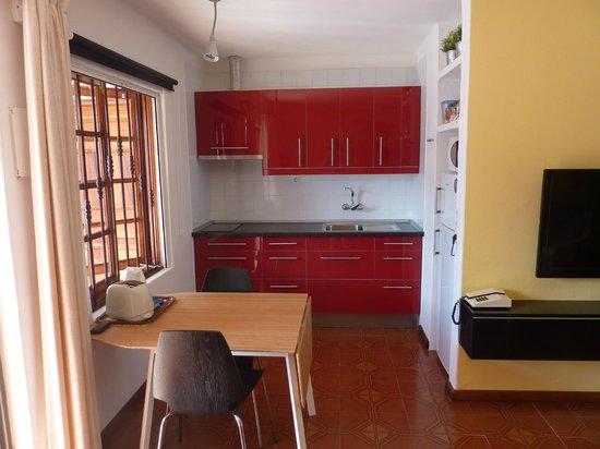 Casas del Sol: Moderne complete keuken