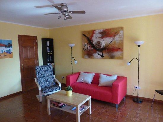 Casas del Sol: Woonkamer