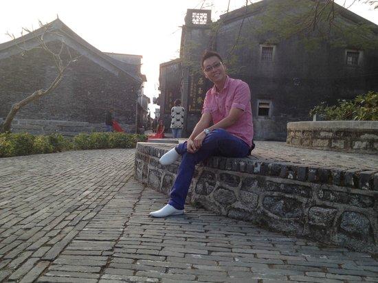 Shenzhen Dapeng Fortress : In the garden