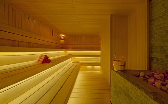 Titanic Beach Lara Hotel: Sauna