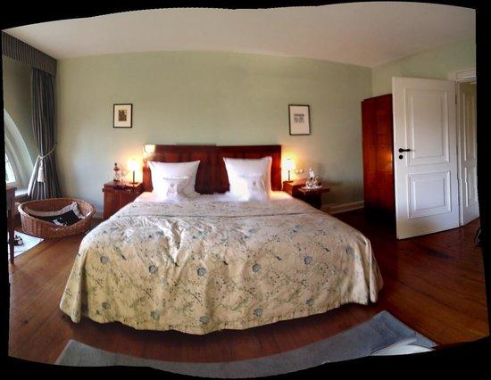Schlosshotel Burg Schlitz: room