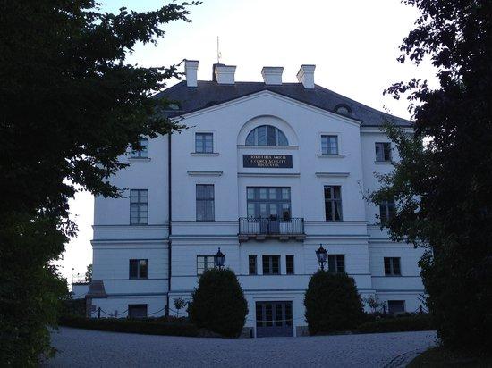 Schlosshotel Burg Schlitz: the hotel