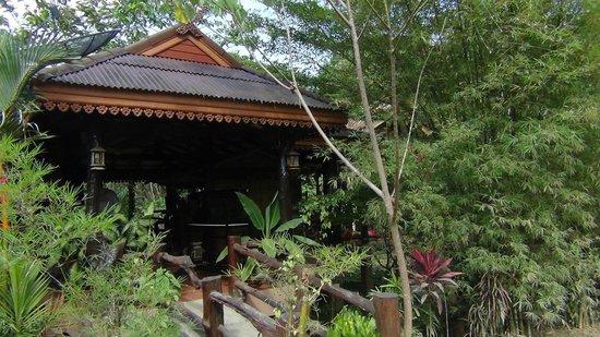 Khao Sok Paradise Resort: Entree
