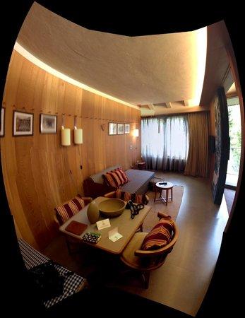 Eden Hotel Bormio: room