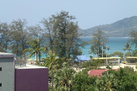 Andaman Embrace Resort & Spa: View from room