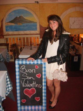 Il Vesuvio Restaurant: Valentines at Il Vesuvio