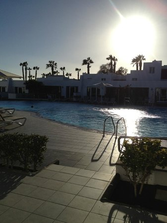 Two pretty pools - not the only awesome feature of Nautilus Lanzarote Hotel!