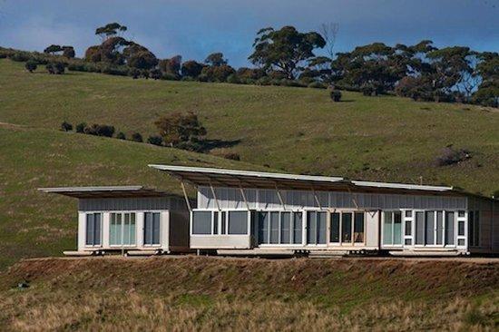 Kangaroo Beach Lodges : Lodge