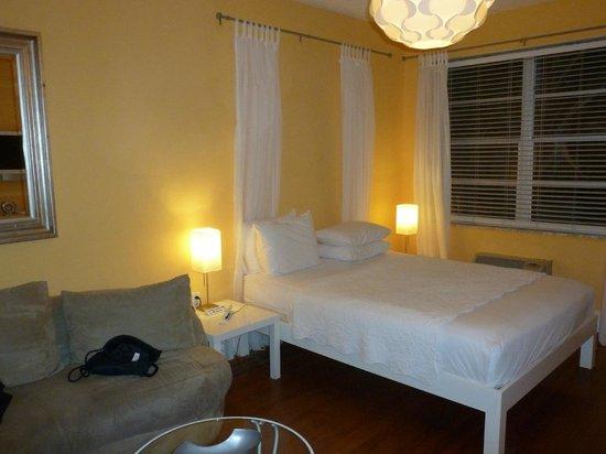 Villa Paradiso: cama