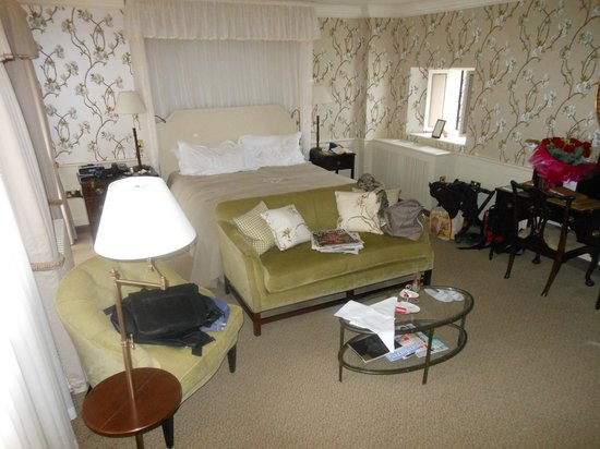Ellenborough Park: Luxury room